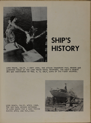 Page 9, 1961 Edition, Paul Revere (APA 248) - Naval Cruise Book online yearbook collection