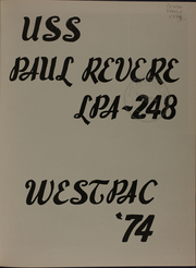 Page 5, 1974 Edition, Paul Revere (APA 248) - Naval Cruise Book online yearbook collection
