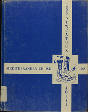 Page 1, 1968 Edition, Pawcatuck (AO 108) - Naval Cruise Book online yearbook collection