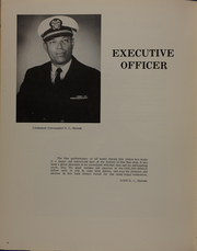 Page 10, 1968 Edition, Pawcatuck (AO 108) - Naval Cruise Book online yearbook collection