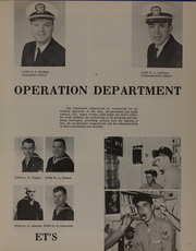 Page 11, 1968 Edition, Pawcatuck (AO 108) - Naval Cruise Book online yearbook collection