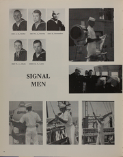 Page 12, 1968 Edition, Pawcatuck (AO 108) - Naval Cruise Book online yearbook collection