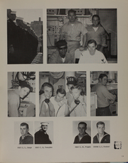 Page 17, 1968 Edition, Pawcatuck (AO 108) - Naval Cruise Book online yearbook collection