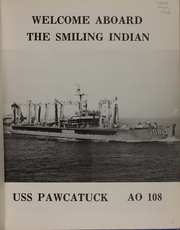 Page 5, 1968 Edition, Pawcatuck (AO 108) - Naval Cruise Book online yearbook collection