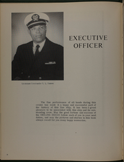 Page 12, 1969 Edition, Pawcatuck (AO 108) - Naval Cruise Book online yearbook collection