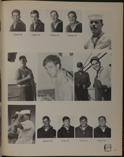 Page 17, 1969 Edition, Pawcatuck (AO 108) - Naval Cruise Book online yearbook collection