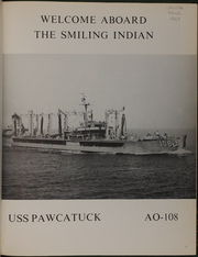 Page 5, 1969 Edition, Pawcatuck (AO 108) - Naval Cruise Book online yearbook collection