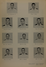 Page 10, 1960 Edition, Phillip (DD 498) - Naval Cruise Book online yearbook collection