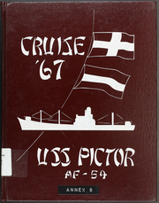 Page 1, 1967 Edition, Pictor (AF 54) - Naval Cruise Book online yearbook collection