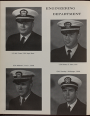 Page 16, 1967 Edition, Pictor (AF 54) - Naval Cruise Book online yearbook collection