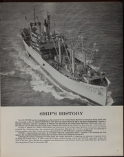 Page 9, 1967 Edition, Pictor (AF 54) - Naval Cruise Book online yearbook collection
