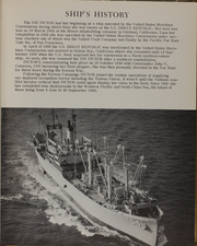 Page 9, 1968 Edition, Pictor (AF 54) - Naval Cruise Book online yearbook collection