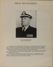 Page 11, 1969 Edition, Pictor (AF 54) - Naval Cruise Book online yearbook collection