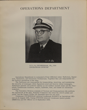 Page 16, 1969 Edition, Pictor (AF 54) - Naval Cruise Book online yearbook collection