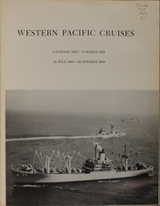 Page 5, 1969 Edition, Pictor (AF 54) - Naval Cruise Book online yearbook collection