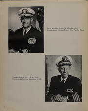 Page 6, 1969 Edition, Pictor (AF 54) - Naval Cruise Book online yearbook collection
