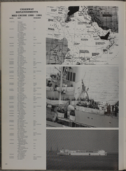 Page 14, 1991 Edition, Platte (AO 186) - Naval Cruise Book online yearbook collection