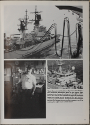 Page 17, 1991 Edition, Platte (AO 186) - Naval Cruise Book online yearbook collection