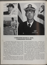 Page 6, 1991 Edition, Platte (AO 186) - Naval Cruise Book online yearbook collection