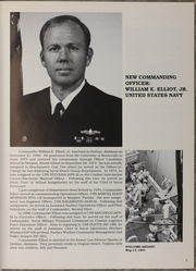 Page 9, 1991 Edition, Platte (AO 186) - Naval Cruise Book online yearbook collection