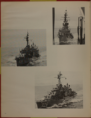 Page 14, 1970 Edition, Ponchatoula (AO 148) - Naval Cruise Book online yearbook collection