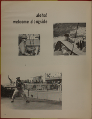 Page 16, 1970 Edition, Ponchatoula (AO 148) - Naval Cruise Book online yearbook collection