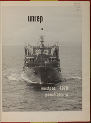 Page 5, 1970 Edition, Ponchatoula (AO 148) - Naval Cruise Book online yearbook collection