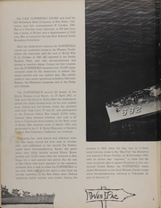 Page 4, 1955 Edition, Porterfield (DD 682) - Naval Cruise Book online yearbook collection