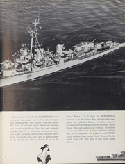 Page 5, 1955 Edition, Porterfield (DD 682) - Naval Cruise Book online yearbook collection