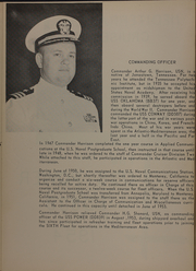 Page 6, 1954 Edition, Power (DD 839) - Naval Cruise Book online yearbook collection