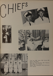 Page 9, 1954 Edition, Power (DD 839) - Naval Cruise Book online yearbook collection