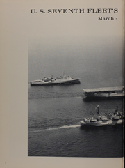 Page 12, 1966 Edition, Princeton (LPH 5) - Naval Cruise Book online yearbook collection