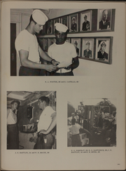 Page 145, 1966 Edition, Princeton (LPH 5) - Naval Cruise Book online yearbook collection