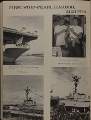 Page 170, 1966 Edition, Princeton (LPH 5) - Naval Cruise Book online yearbook collection