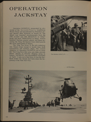 Page 172, 1966 Edition, Princeton (LPH 5) - Naval Cruise Book online yearbook collection