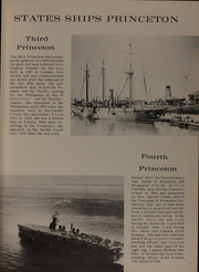 Page 9, 1966 Edition, Princeton (LPH 5) - Naval Cruise Book online yearbook collection