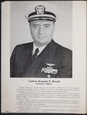 Page 6, 1963 Edition, Ranger (CVA 61) - Naval Cruise Book online yearbook collection