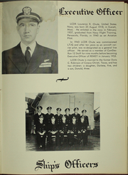Page 13, 1953 Edition, Remey (DD 688) - Naval Cruise Book online yearbook collection