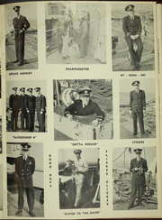 Page 15, 1953 Edition, Remey (DD 688) - Naval Cruise Book online yearbook collection