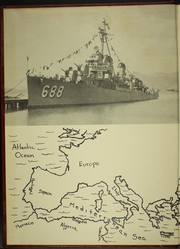 Page 2, 1953 Edition, Remey (DD 688) - Naval Cruise Book online yearbook collection