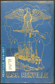1946 Edition, Renville (APA 227) - Naval Cruise Book