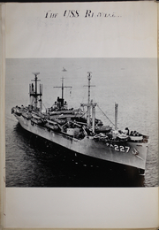 Page 6, 1961 Edition, Renville (APA 227) - Naval Cruise Book online yearbook collection