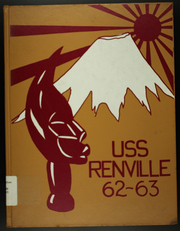 1963 Edition, Renville (APA 227) - Naval Cruise Book