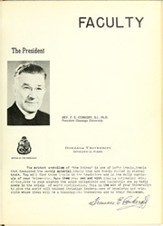 Page 7, 1946 Edition, Gonzaga University - Spires Yearbook (Spokane, WA) online yearbook collection