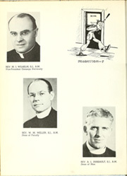 Page 8, 1946 Edition, Gonzaga University - Spires Yearbook (Spokane, WA) online yearbook collection
