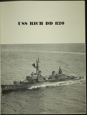 Page 5, 1966 Edition, Rich (DD 820) - Naval Cruise Book online yearbook collection