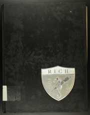 1968 Edition, Rich (DD 820) - Naval Cruise Book