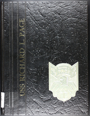 1984 Edition, Richard L Page (FFG 5) - Naval Cruise Book