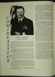 Page 10, 1988 Edition, Richmond K Turner (CG 20) - Naval Cruise Book online yearbook collection
