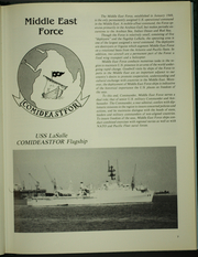 Page 11, 1988 Edition, Richmond K Turner (CG 20) - Naval Cruise Book online yearbook collection